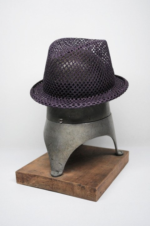 Trilby Eggplant foret HH